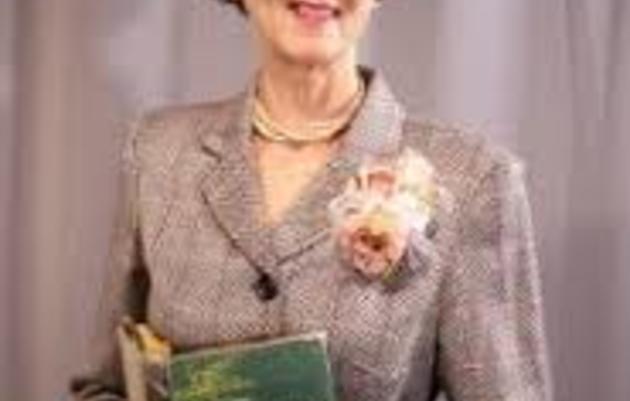 Rachel Carson's – Silent Spring A History Alive performance by Caroline McIntyre