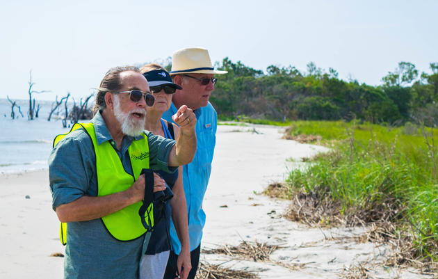 Shorebird Steward Training