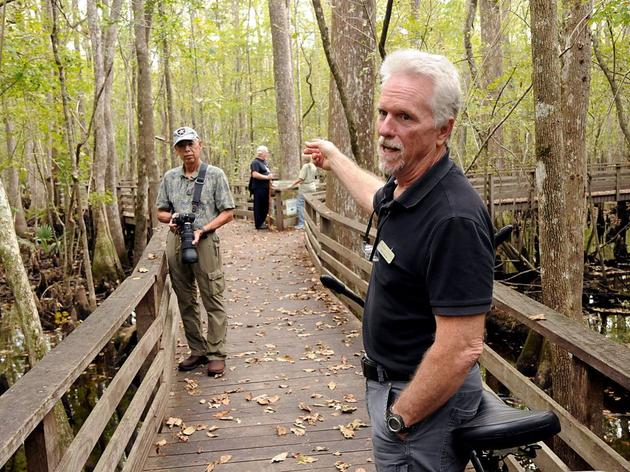Mike Dawson retires from managing Beidler Forest after a 38-year run