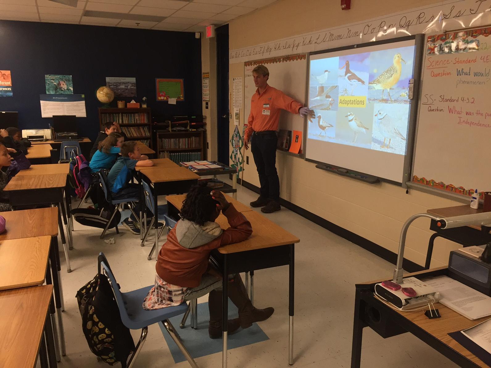 Teaching at Westview